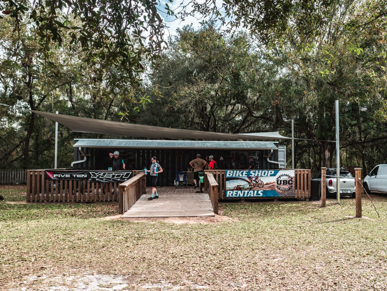 Alafia River State Park Bike Shop