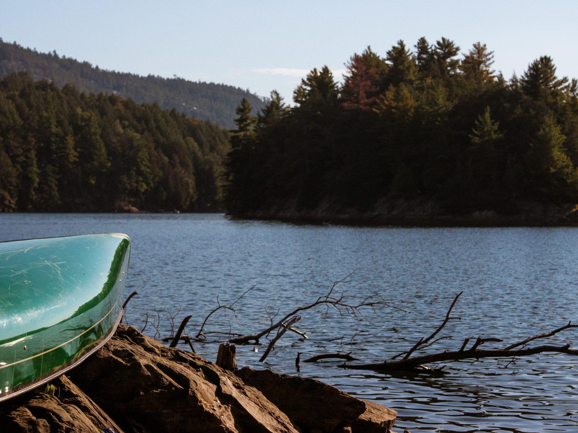 Lake Killarney Provincial Park Canoe