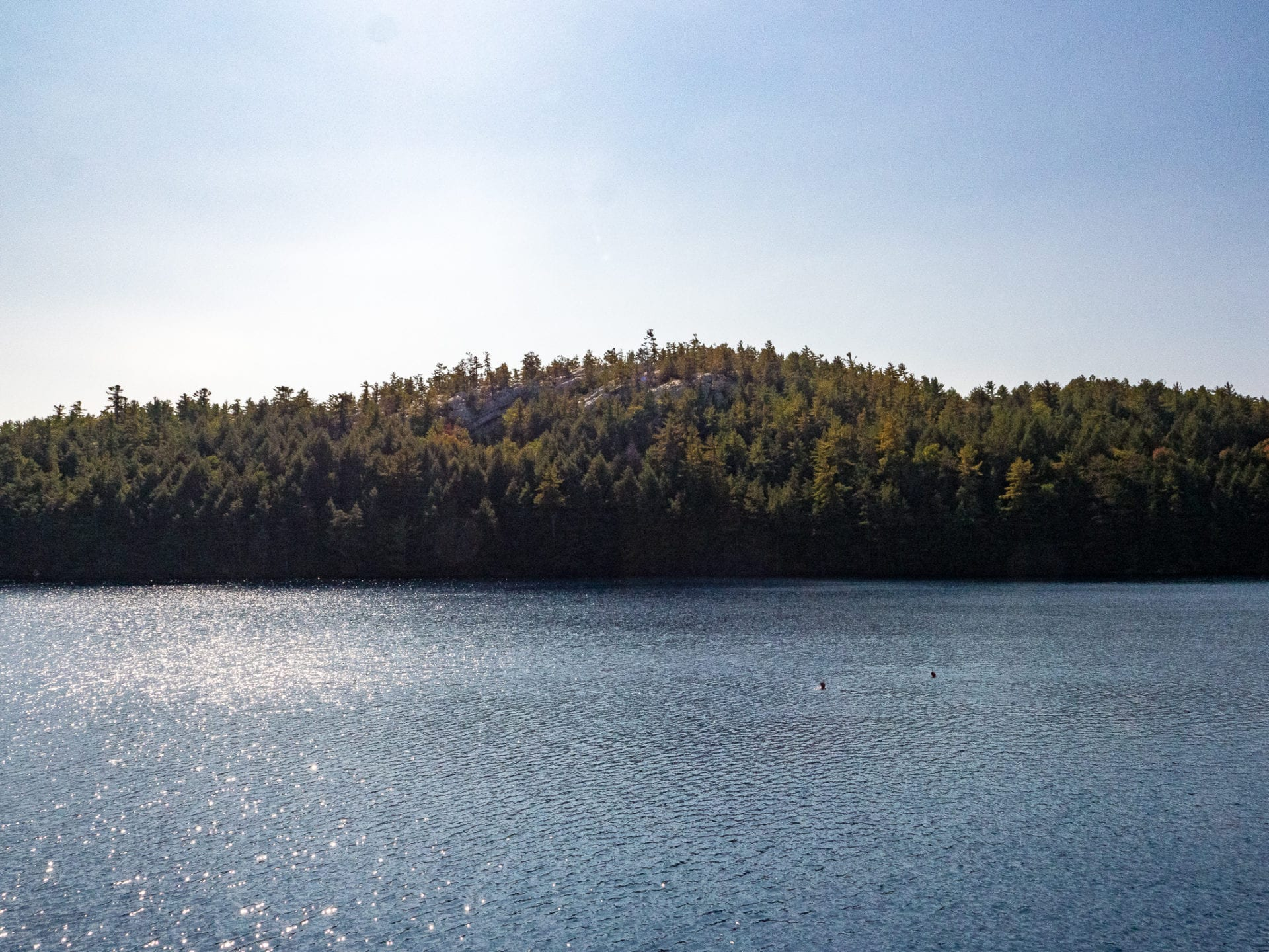 Lake WhiskeyJack Killarney Provincial Park