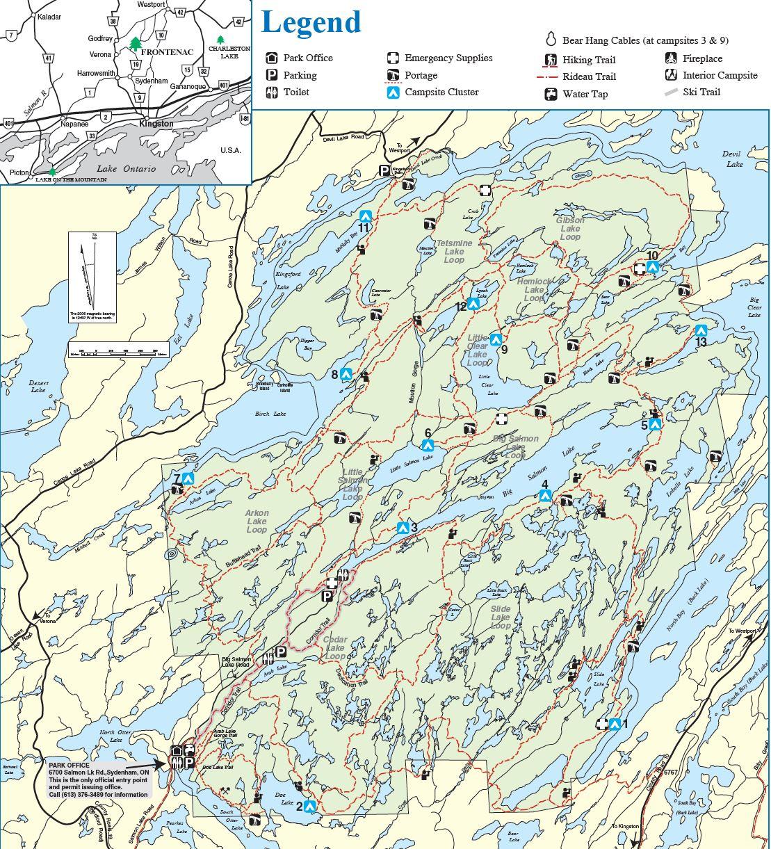 frontenac-trails-portages-provincial-park